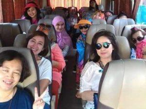 Minibus Terbaik Pilihan Wisatawan di Bali